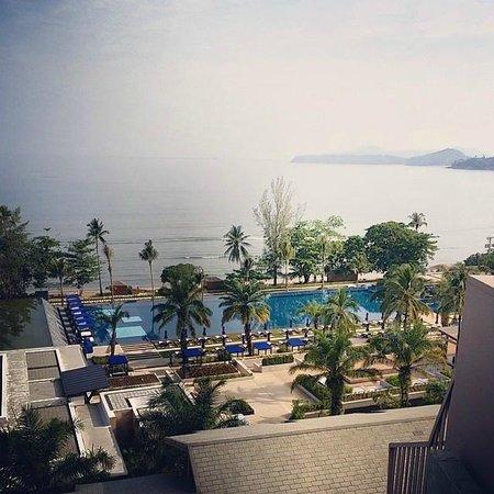 Hyatt Regency Phuket Resort: View from our room