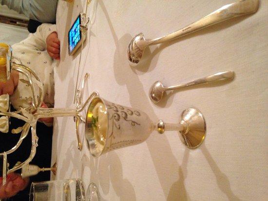 La Speranzina Restaurant & Relais: Pre dessert