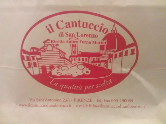 Il Cantuccio di San Lorenzo : il marchio