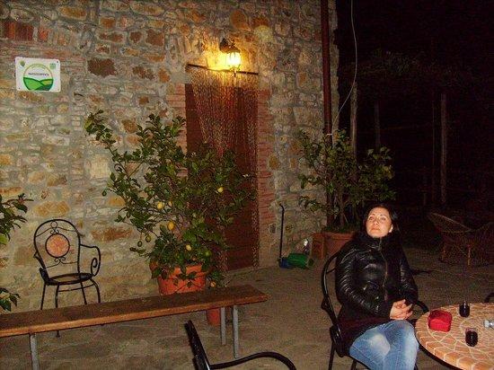 Agriturismo MassoSerpente : Marianna relax