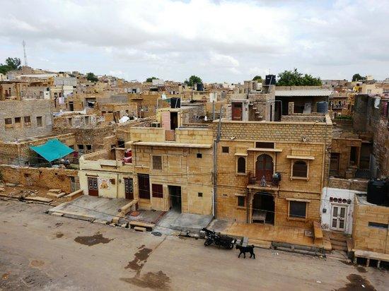 Hotel Pleasant Haveli : View of Jaisalmer