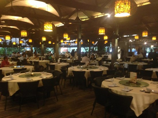 South Sea Seafood: Restaurant