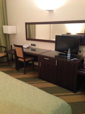 Hotel Westa: номер