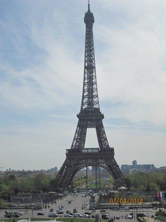 Tour Eiffel : Символ Парижа