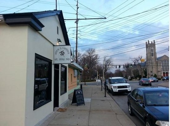 Vines & Canines : Moved to 1985 Douglass Blvd (from Frankfort Ave)