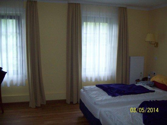 Hotel Villa Kisseleff: Zimmer