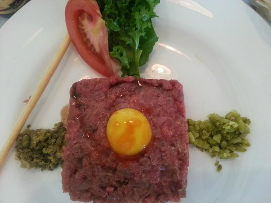 Le Bistrot : Tartare