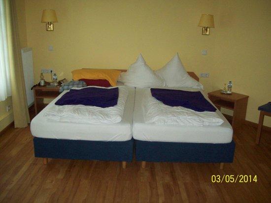 Hotel Villa Kisseleff: eins der neuen Zimmer