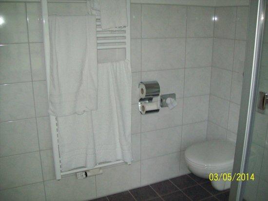 Hotel Villa Kisseleff: das neue Bad