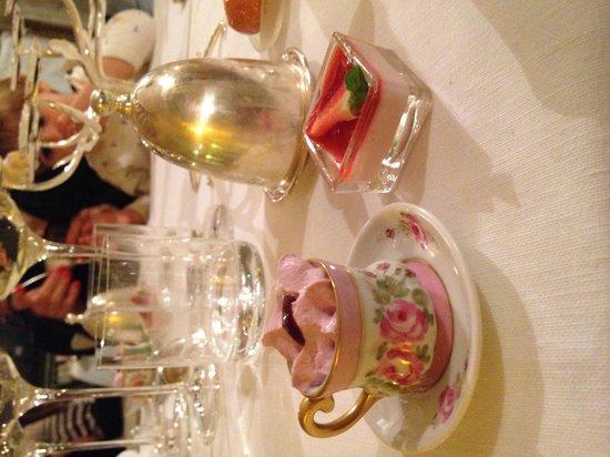 La Speranzina Restaurant & Relais: Dolce
