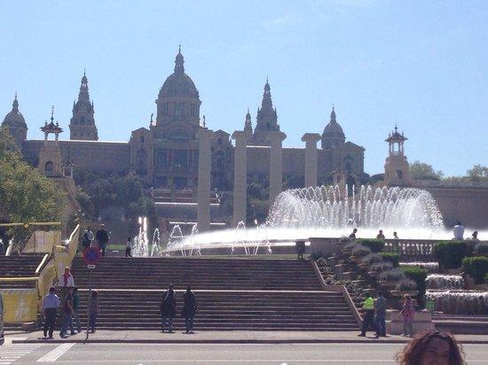 Museu Nacional d'Art de Catalunya - MNAC: 02.-10.04.2014