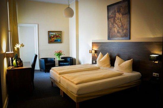 Hotel am Landeshaus: Komfort Doppelzimmer