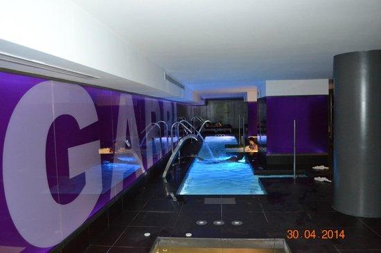Hotel Garbi Ibiza & Spa : La SPA
