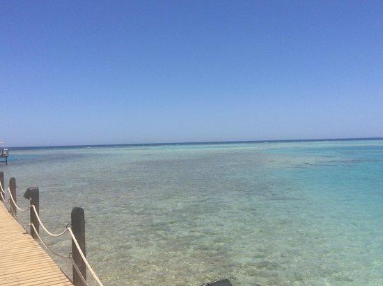 Stella Di Mare Beach Resort & Spa Makadi Bay: il mare del villaggio