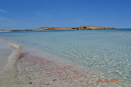 Hotel Garbi Ibiza & Spa : Trasparenze