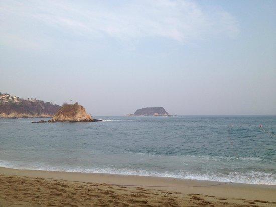 Barcelo Huatulco: Playa Tangolunga