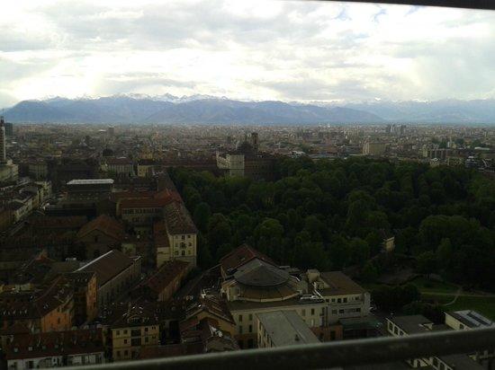 Mole Antonelliana : Vista di Torino