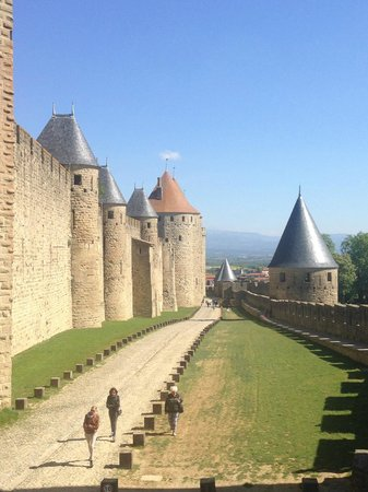 Hotel de la Cite Carcassonne - MGallery Collection : Medieval city of Carcasonne