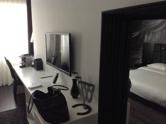 B-aparthotel Regent: camera