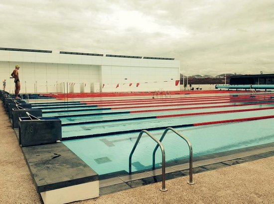 Club La Santa: new olympic pools