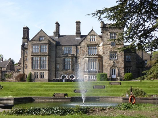 Breadsall Priory Marriott Hotel & Country Club: hotel