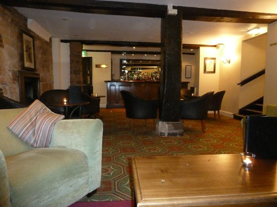 Breadsall Priory Marriott Hotel & Country Club: bar