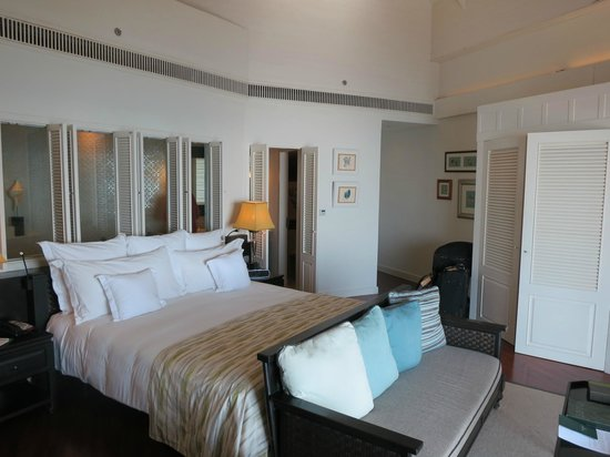 InterContinental Samui Baan Taling Ngam Resort: Unser Premium Ocean View Zimmer