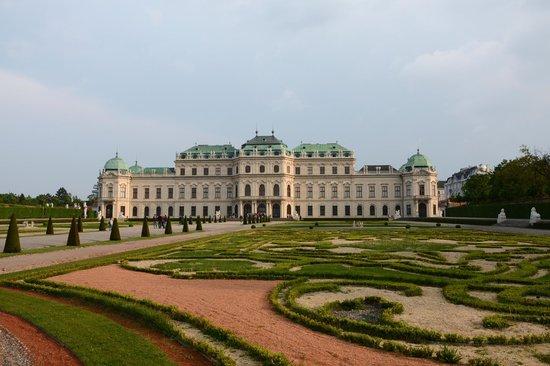 Historisches Zentrum von Wien: The Belvedere Palace
