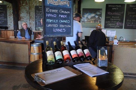 Australian Wine Tour Company: Yarra valley