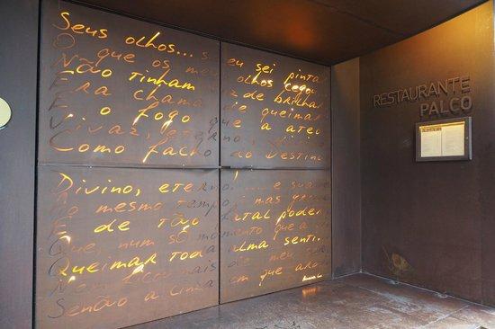 Hotel Teatro Porto: Entry