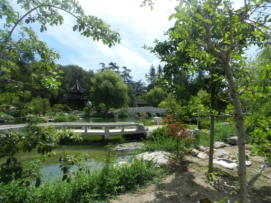 The Huntington Library, Art Collections and Botanical Gardens : 留芳園