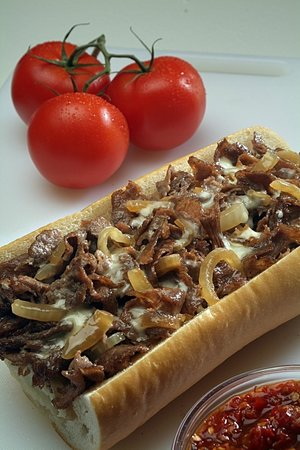 Lenny's Sub Shop: Philly Cheesesteak