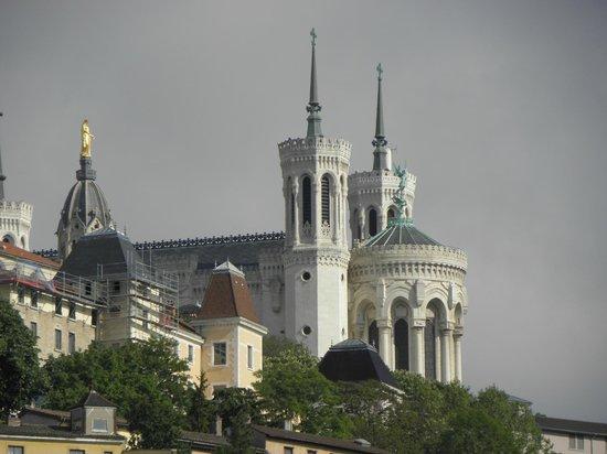 Basilique Notre Dame de Fourviere: La Fourviere