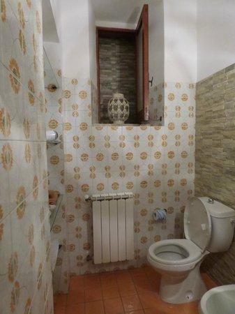 Villa Chiarenza Maison d'Hotes: Bagno