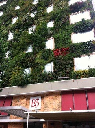 Hotel B3 Virrey : Fachada