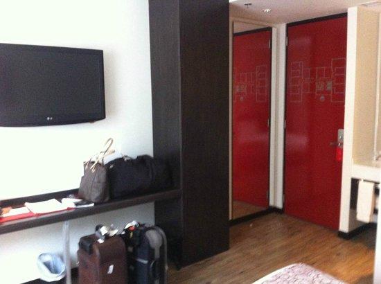 Hotel B3 Virrey : quarto