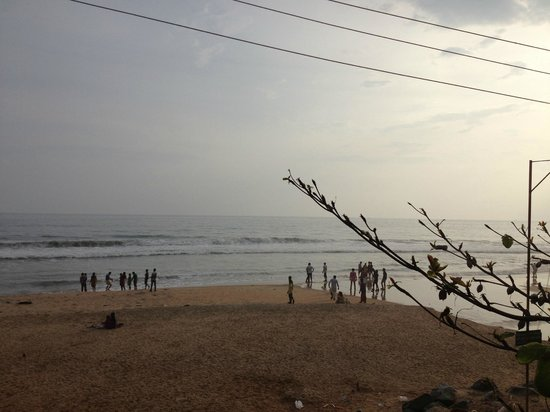 Varkala Beach: Papanasam Beach