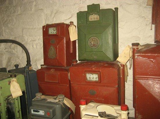 Flame!  The Gasworks Museum of Ireland: Meters