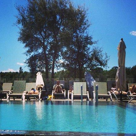 """Club Med Opio Provence : Piscine """"Zen"""""""