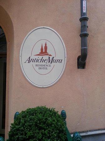 Hotel Antiche Mura: il logo