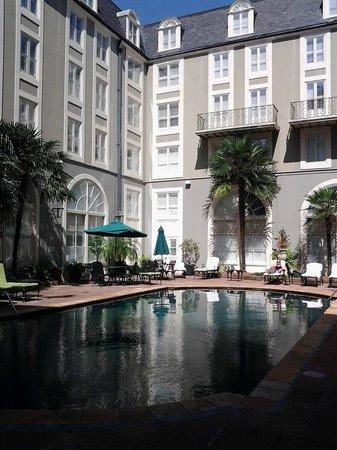 Bourbon Orleans Hotel: amazing