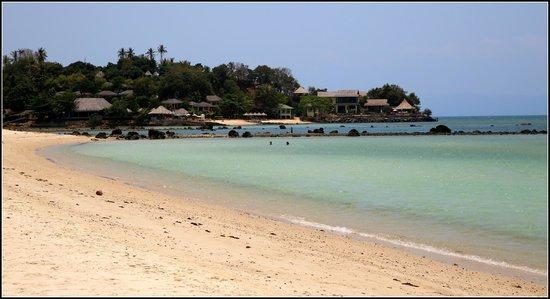 Nice Sea Resort: вид с пляжа у отеля