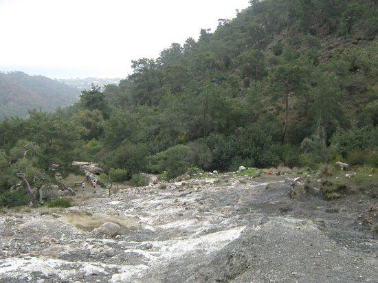 Chimaera: view at the top