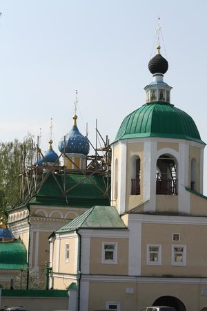 St. Sergius Cathedral