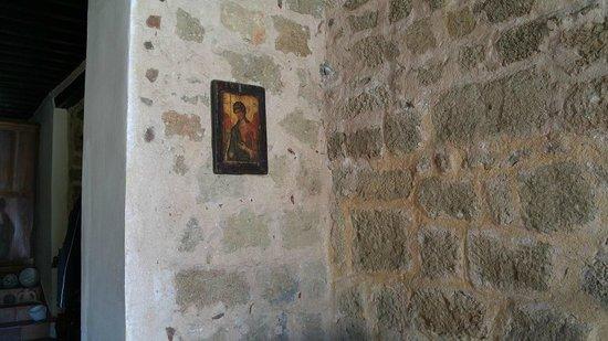 Saint Michel: Старинные стены отеля