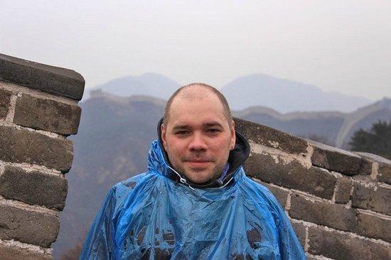 Gran Muralla China en Mutianyu: Даже в дождь путешествие удалось