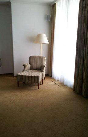 Hotel Am Parkring: Relaxen im Wohnzimmer