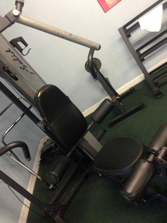 Oak Plantation Resort : Fitness Center