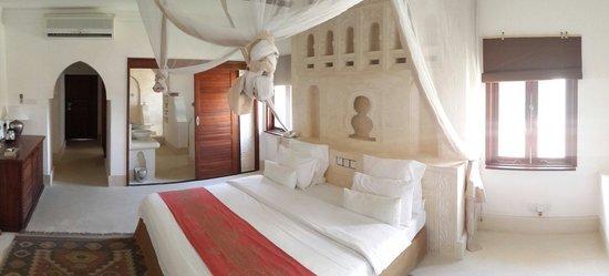 Swahili Beach Resort : Rooms