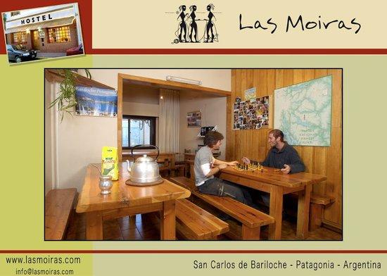 Hostel Las Moiras: Comedor/Dining room